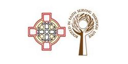 St. Catherine of Siena - St. Lucy Parish Logo